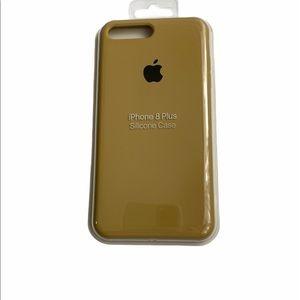Silicone iPhone 8/7 plus case